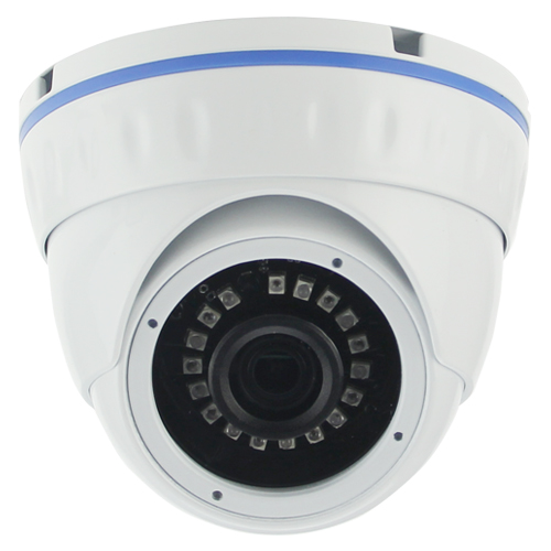 "ID220/SH - camera IP de interior, dome, 2MP, 1/2.9"" CMOS Sony, IR 20m, 2.8 mm, H264, ONVIF"