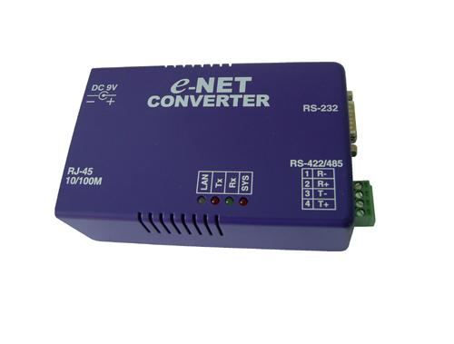 SE-130 - Convertor RS-232/422/485 la Ethernet