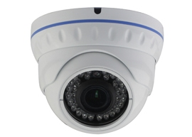 "ID120-OH - indoor dome IP camera 1MP, 1/4"" CMOS Omnivision, IR 20m, 3.6mm, H264, ONVIF"